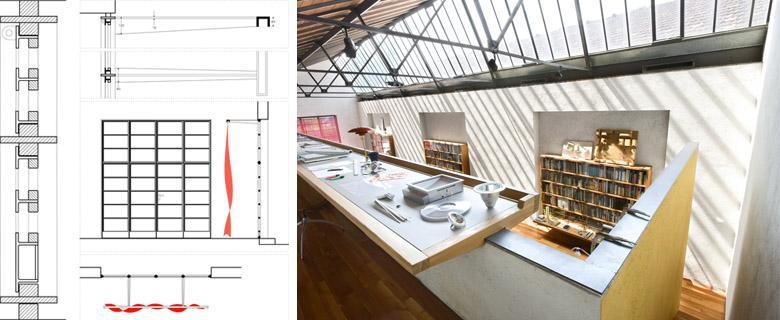 Paolo rizzatto studio di architettura for Studi di architettura